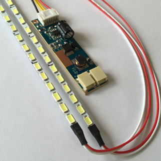Edge Lit LED Screen Technology