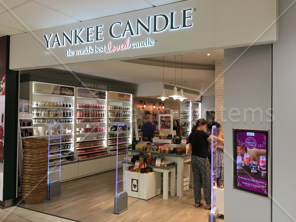 Yankee Digital Screens for advertising