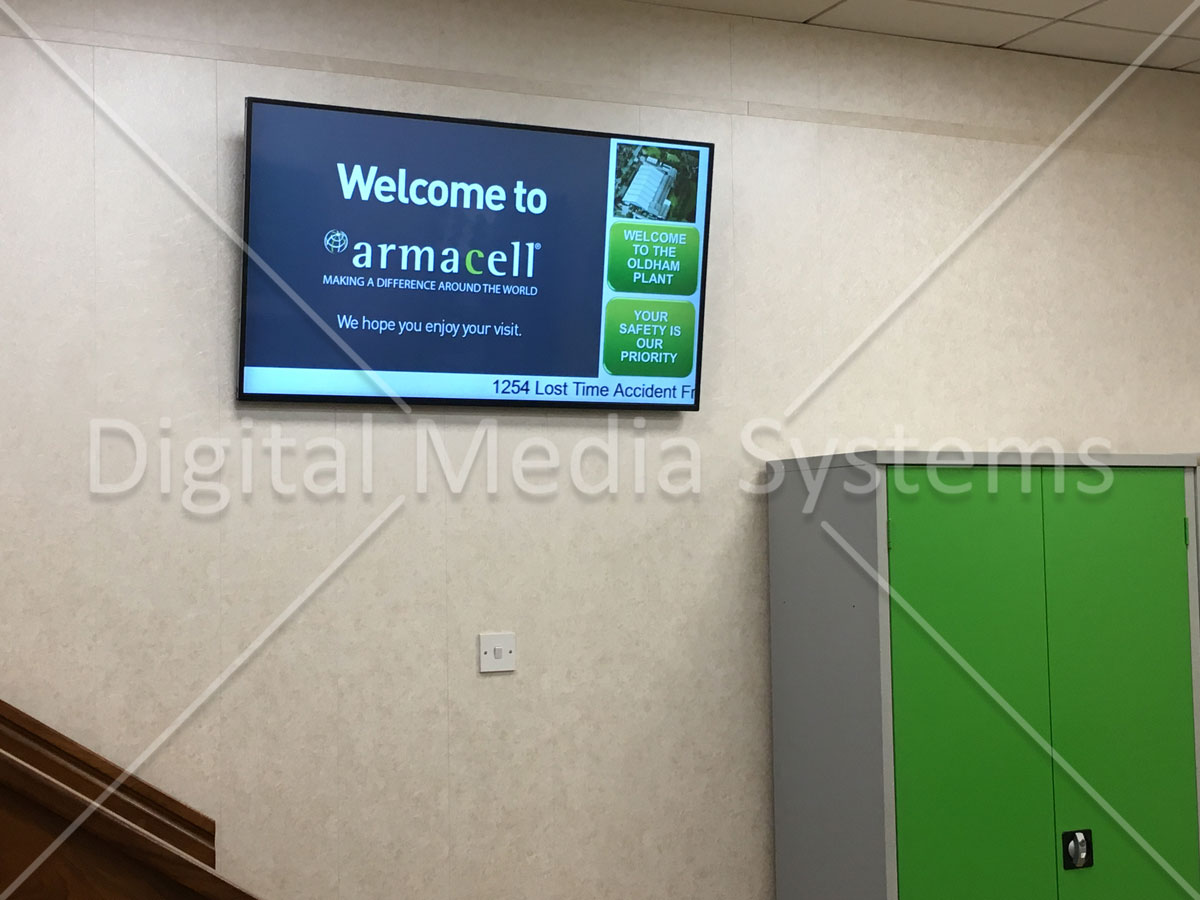 Digital Signage Display Screen