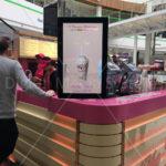 Digital Poster Ice Cream Parlour