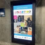 The Forum, Norwich digital signage installation
