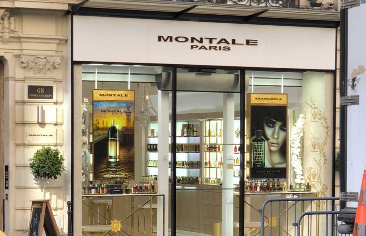 Montale window screens