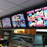 kebab King Digital menuboards