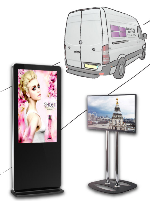 Digital Screen Hire